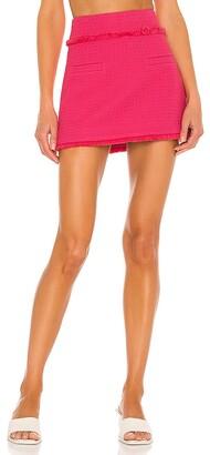 Alexis Talitha Light Jacquard Skirt