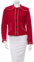 Etoile Isabel Marant Long Sleeve Tweed Jacket w/ Tags
