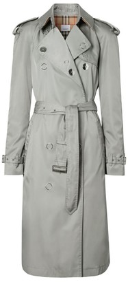 Burberry Econyl Trench Coat