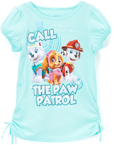 Jerry Leigh Mint PAW Patrol 'Call PAWS' Tee - Girls
