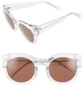 A. J. Morgan Women's A.j. Morgan 'Sophia' 52Mm Sunglasses - Black