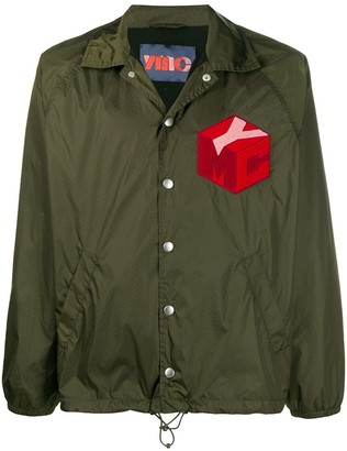 YMC Long Sleeve Printed Logo Jacket