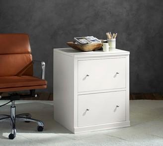 "Pottery Barn Logan 24"" 2-Drawer File Cabinet"