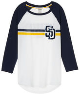 PINK San Diego Padres Bling Perfect Baseball Tee