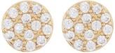 Gorjana Pristine Charm CZ Stud Earrings