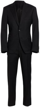 Saks Fifth Avenue COLLECTION BY SAMUELSOHN Modern-Fit Wool Suit
