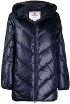 Woolrich Magnolia hooded jacket