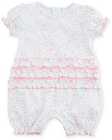 Kissy Kissy Dina Darlings Ruffle Playsuit, Size 3-18 Months