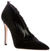 Gianvito Rossi fringed pump