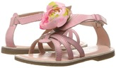 Pazitos Floweret Girl's Shoes