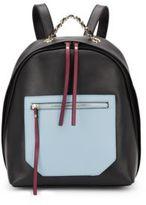 Christopher Kon Kramer Colorblock Leather Backpack