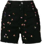 Ermanno Scervino floral motif shorts