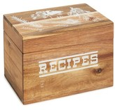True Fabrications Recipe Box