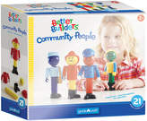 Guidecraft Better Builders® Community People Set