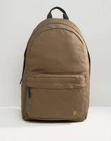 Farah Canvas Backpack Khaki