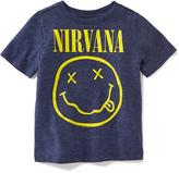 Old Navy Nirvana Graphic Tee for Baby