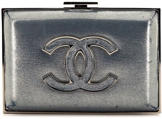 Chanel Pre Owned 2012 Editions Limitees CC logo clutch