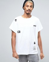 Cheap Monday Angle Solid T-Shirt