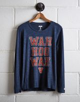 Tailgate Women's UVA Long Sleeve T-Shirt