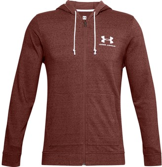 Under Armour Men's Sportstyle Full-Zip Hoodie