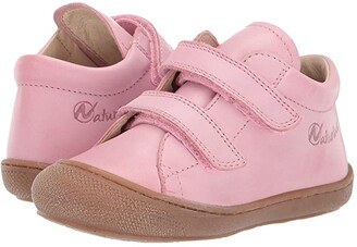 Naturino Cocoon Vl AW18 (Toddler) (Pink 1) Girl's Shoes