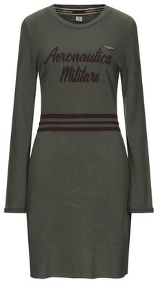 Aeronautica Militare Knee-length dress
