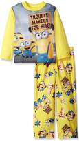 Despicable Me Boys' Big Boys' Minions 2-Piece Pajama Set