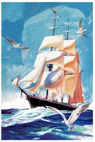 Sailing (Canvas)