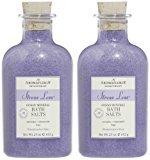 Aromafloria Stress Less Salt, Lavender, 23 oz, 2 pk