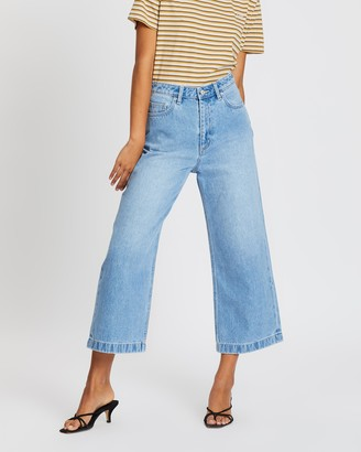 Lee High Wide Jeans