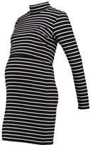 Boob SIMONE Jersey dress black/offwhite