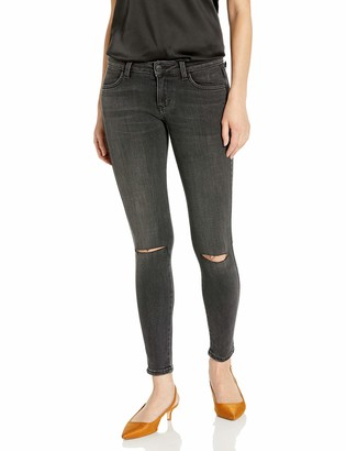 Siwy Women's Lynette Midrise Signature Skinny Jean in Cat People 25