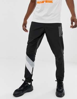 Puma heritage pants-Black
