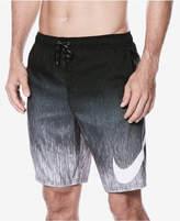 Nike Men's Breaker Faded Logo Swim Trunks