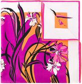 Emilio Pucci printed scarf - women - Silk - One Size