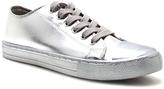 Qupid Silver Narnia Sneaker