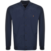 Farah Bellinger Jacket Blue