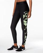 Nike Court Printed Dri-FIT Tennis Leggings