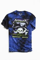 Urban Outfitters Metallica Creeping Death Dye Tee
