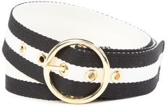Linea Pelle Stripe Belt