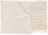 Joseph Knitted Wool Scarf