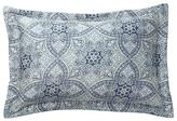 Home Decorators Collection Alfresco Blue Cotton King Pillow Sham
