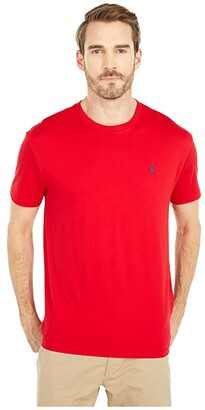 Polo Ralph Lauren Classic Fit Crew T-Shirt (RL2000 Red) Men's T Shirt