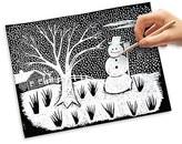 Melissa & Doug Toddler 'White' Scratch Art Paper