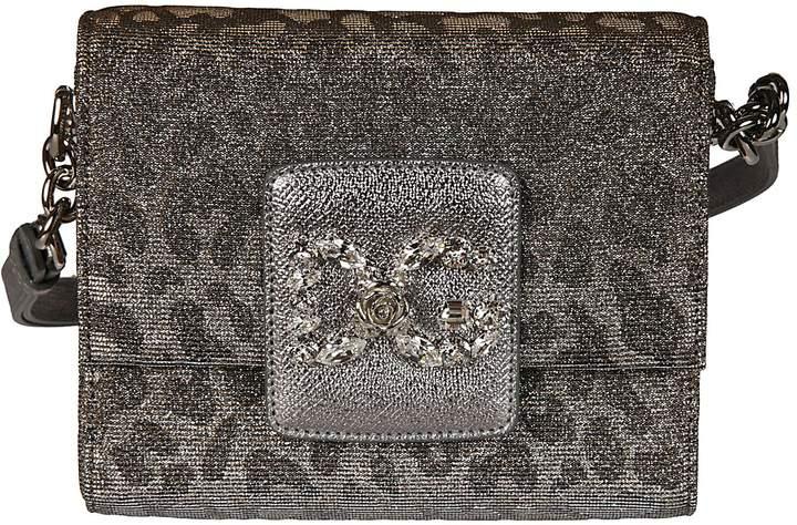 Dolce & Gabbana Millennials Leopard Shoulder Bag