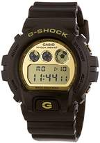 Casio Men's Watch XL G-Shock Style Series Chronograph Quartz Resin DW - 6900BR - 5