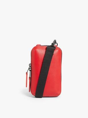 KIN Phone Cross Body Bag, Red