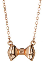 Ted Baker Baby Bow Pendant Necklace