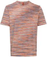 Missoni Orange Stripe T-Shirt