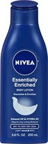 Nivea Essentially Enriched Body Lotion 6.8 Fluid Ounce